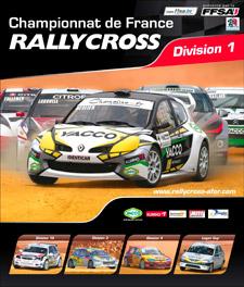Championnats de France de Rallycross 2009
