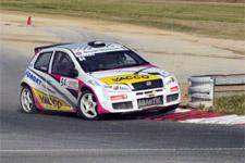 Jessica Tarrière (Fiat Punto Super 1600)