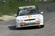 Alain Heu (Citroën Xsara WRC)