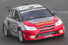Olivier Anne (Citroën C4 WRC)