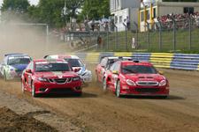 Championnay d'Europe de Rallycross