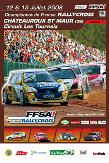 Rallycross de Lavaré (72)