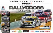 affiche rallycross 2011