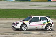 Adeline Sangnier (Saxo Kit Car)