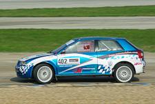 Yvonnick Jagu (Audi A3)