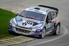 Gaëtan Sérazin (Peugeot 207 WRC)