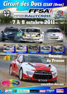 Dossier de presse du Rallycross d'Essay