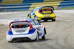 Rallycross Dreux TouringCars
