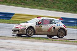 Samuel Peu (Peugeot 207 SuperCars)