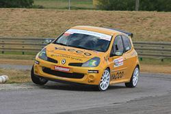David Vincent (Renault Clio Maxi F/2000)