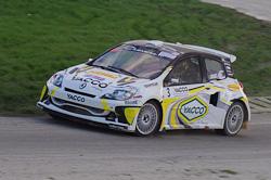 Jérôme Grosset-Janin (Renault Clio 3 SuperCars)