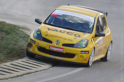 David Vincent (Renault Clio 3 RS F2000)