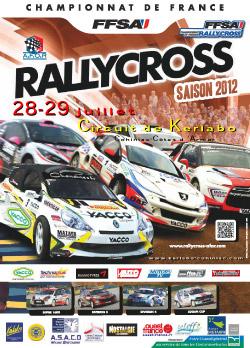 Présentation du Rallycross de Kerlabo 2012