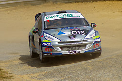 Gaëtan Sérazin (Peugeot 207 SuperCars)