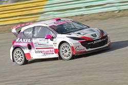 Fabien Pailler (Peugeot 207 SuperCars)