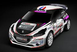 Pailler Compétition Peugeot 208 Supercar