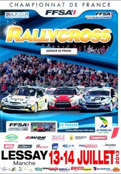 Dossier de Presse du Rallycross de Lessay - Manche