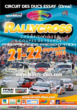 Rallycross Essay