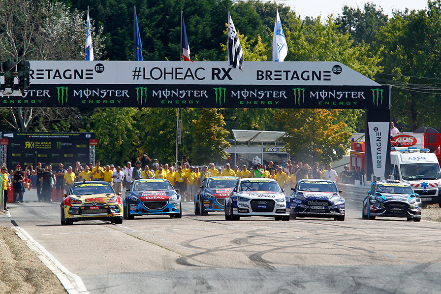 loheac worldrx 2014 supercar