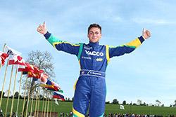 Cyril Raymond Champion Super1600 2014