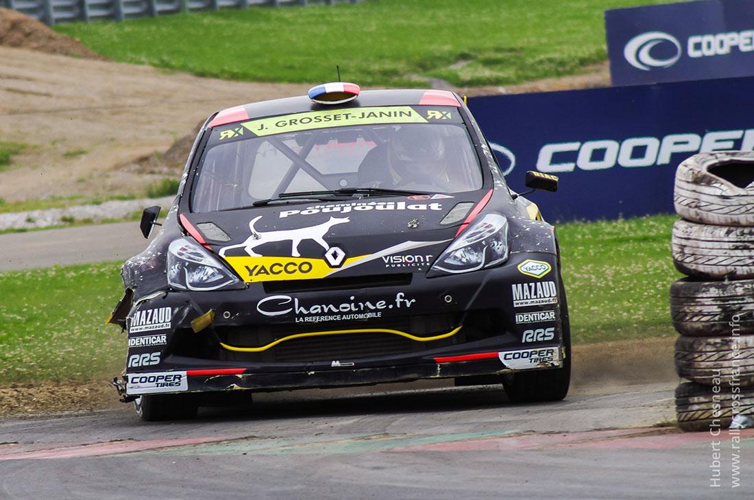 Jérôme Grosset-Janin (Renault Clio)